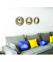 Wall Mirror Sets Decorative Hosley Decorative Wall Mirror Set Of 3 Buy Hosley Decorative