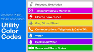 color codes utility color codes edison international