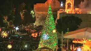 bethlehem marks season with tree lighting fireworks