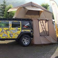 tenda tetto auto portapacchi ed accessori tetto tenda da tetto con scala alluminio