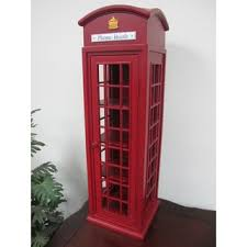 Red Phone Booth Cabinet Top Product Reviews For Harper Blvd Red Phone Booth Media Storage
