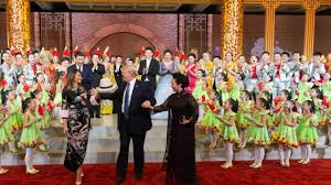mission accomplished trump u0027friendship u0027 tour of asia completed