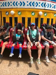 Busch Gardens Family Pass The Whitlock Family Busch Gardens