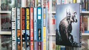 Batman Bookcase Absolute Batman Court Of Owls Hands On Youtube