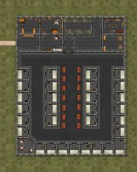 prison building small jpg 1000 1250 maps and props pinterest