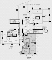 Residences Evelyn Floor Plan 441a Clementi Avenue 3 S 121441 Hdb Details Srx Property