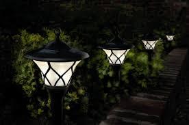 Solar Powered Motion Sensor Outdoor Light by Lighting Home Depot Outdoor Lights Home Depot Motion Sensor