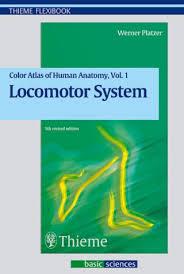 Human Anatomy Textbook Pdf Color Atlas And Textbook Of Human Anatomy Vol 1 Locomotor System
