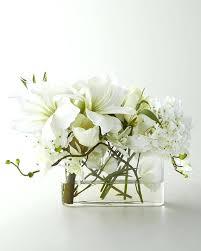 faux flower arrangements eatatjacknjills