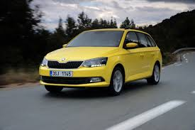 skoda fabia estate auto express