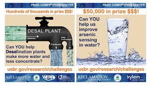 Challenge Water How To Prize Competitions Research And Development Office