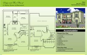 3d Home Design 5 Marla by 100 Home Design For 10 Marla In Pakistan 3d Front Elevation