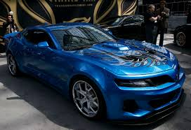 New Trans Am Car In Pictures New York Auto Show The Express Tribune