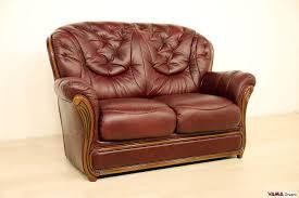 divanetti due posti divano 2 posti classico con finiture in legno in offerta