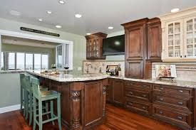 Kitchen Cabinet With Granite Top Rwtro Dining Chairs Scluptured Teak Kitchen Island With Granite