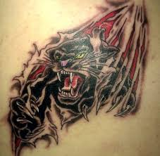 cool panther disign part 3 tattooimages biz