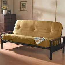Futon Arm Covers Furniture Portofino Standard Futon Frame Armrest Compartments