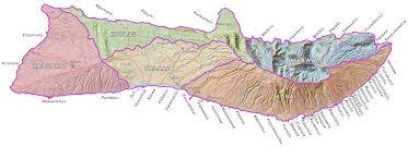 Map Of Hawaii Big Island Islandbreath Hawaiian Ahupuaa