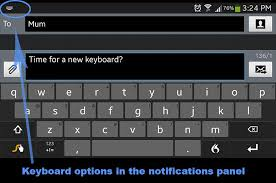 keyboards for android how to change your android keyboard whistleout
