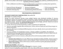 recruiter resume recruiter resume samples alon lavigne writing