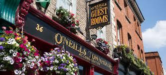 Bed And Breakfast Dublin Ireland Oneills Victoriantownhouse Dublin B U0026b Bed U0026 Breakfast Dublin