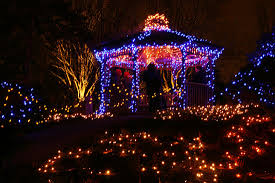 Vandusen Botanical Garden Lights Best Spots At Festival Of Lights At Vandusen