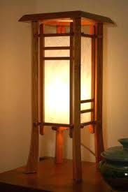Paper Lighting Fixtures Japanese Table Lamps Article Image Japanese Paper Lantern Table