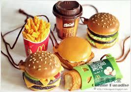 cuisine miniature cuisine paradise eat shop and travel 2011 mcdonald s miniatures
