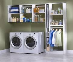Decorated Laundry Rooms by Storage Solutions Laundry Room Creeksideyarns Com