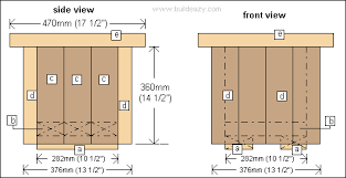 diy werk choice free woodworking plans planter box