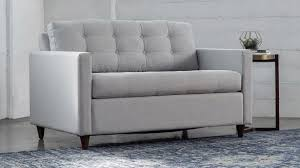 60 Sleeper Sofa Strange 60 Inch Loveseat Loveseats Free Assembly With Delivery