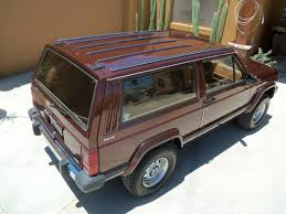 jeep cherokee ads for sale 1984 cherokee with a supercharged chevy v8 u2013 engine swap