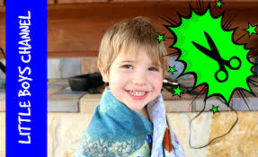 boy haircuts at home haircut at home little boys channel youtube