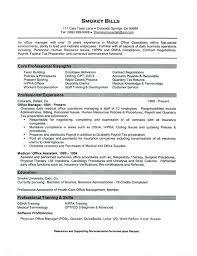 resume objective for office manager position examples great top 8