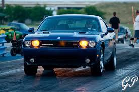 Dodge Challenger 2009 - 2009 dodge challenger r t 6 speed 1 4 mile drag racing timeslip