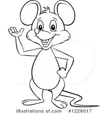 mouse clipart 1228017 illustration cartoon solutions