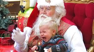 scary santa fail youtube
