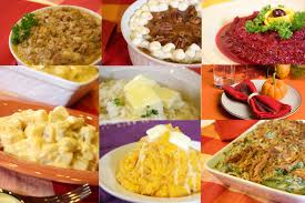 effortlessly thanksgiving festival foods