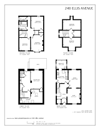 Ellis Park Floor Plan by 240 Ellis Avenue Sidorova Inwood Team
