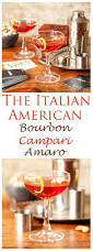 campari cocktails the italian american a bourbon campari amaro cocktail