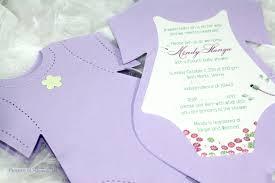 onesie baby shower invitations afoodaffair me