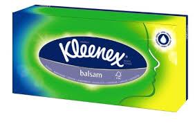 kleenex balsam tissues box 6 pack co uk health personal