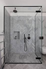 Shower Door Stickers by Best 25 Shower Screen Ideas On Pinterest Toilet Design Black