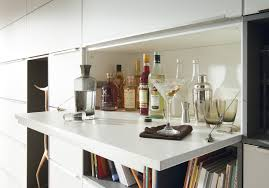 clever kitchen ideas schuller german kitchens private bar