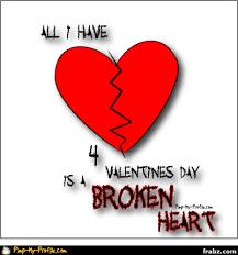 Broken Heart Meme - all i have for valentine s day is a broken heart meme generator