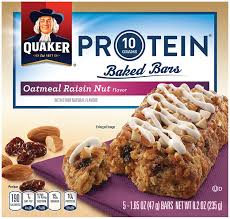 Amazon Com Quaker Chewy Granola Bars Variety Pack 58 Count by Amazon Com Quaker Protein Baked Bars Oatmeal Raisin Breakfast