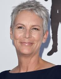 celebrities with gray hair famous women with gray hair