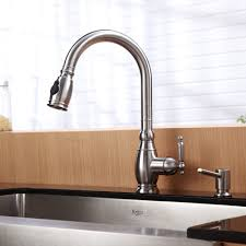 farmhouse kitchen faucets stainless steel kitchen sink combination kraususa com