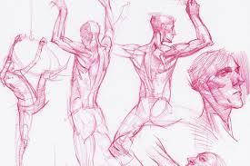 artist spotlight u2013 michael hampton u2013 scott eaton u0027s bodies in motion