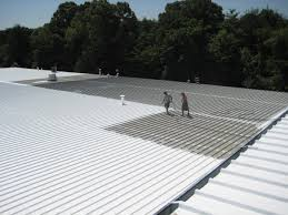 Dicor Epdm Rubber Roofing Coating System by White Acrylic Roof Coating Roof Fence U0026 Futons Acrylic Roof